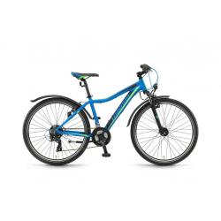 Winora rage 26 21v TX35 17 azzurro /nero/verde opaco