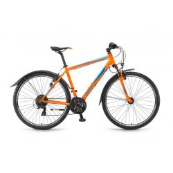"""Winora Grenada Uomo 28"""" 21v TY300 17 arancione/azzurro"""