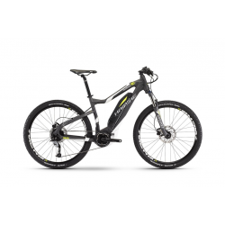 Haibike SDURO HardSeven 4.0 400Wh 9v Acera 17 HB YWE antr./bco/neon giallo op.