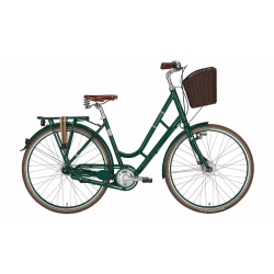 "EXCELSIOR City Bike donna""Exquisite"" 7 Velocità, british green"