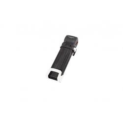 Lucchetto pieghevole Trelock Trigo L con supporto FS 300/100, bianco