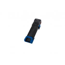 Lucchetto pieghevole Trelock Trigo L con supporto FS 300/100, blu