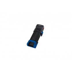 Lucchetto pieghevole Trelock Trigo con supporto FS 300/85, blu