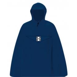 Poncho antipioggia Hock Rain Light blu Tg.L