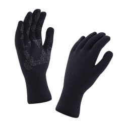 Guanti SealSkinz Ultra Grip Road nero T. S (7-8)