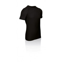 T-Shirt F-Lite da uomo Ultralight 70 nero T.M (46-48)