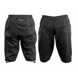 Pantaloni antipioggia Chiba lungh.ginoc. T. M nero