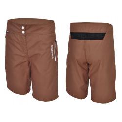 Pantaloni Multisport Bergfieber TRAIL Da cioccolato T.XL