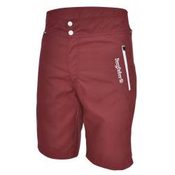 Pantaloni Multisport Bergfieber TRAIL borgogna T.L