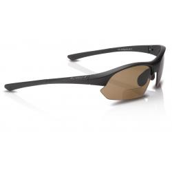 Occhiali sport Swisseye Slide Bifocal Mont.nera opaca/lente marrone 2,5 dpt