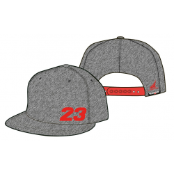 Haibike/ Tschugg 23 Snapback Cap grigio/ taglia unica