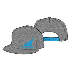 Haibike Snapback Cap grigio/ taglia unica