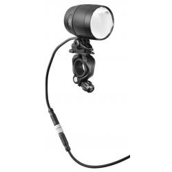 Fanale LED b&m IQ-X Speed argento anodizzato