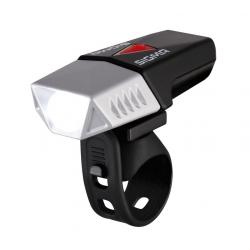 Fanale da casco LED Sigma Buster 600 HL nero