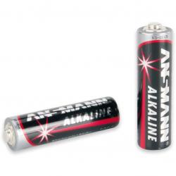 Batteria Ansmann RED Mignon LR6 Alkaline, 1,5 V, MN1500, al pezzo