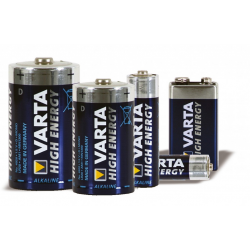 Batterie di marca VARTA High Energy
