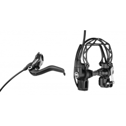 Freni idraulici Magura HS33 R nero, a 2 dita, 1 pezzo