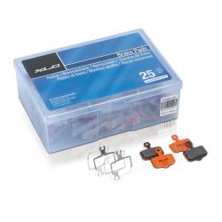 Pastiglie freno a disco XLC Avid Elixir/XX Confezione officina, 25 set