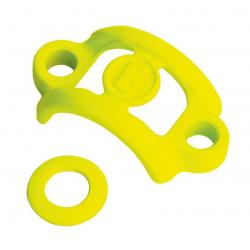 Upgrade-Kit Magura HS33R/HS33R Urban giallo fluo, rondella, morsetto per 1 impugnatura, 3 pezzi