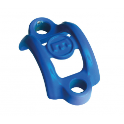 Collarino di serraggio Magura MT Upgrade blu ciano, Alu, senza viti, 1 pezzo