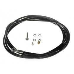 Condotto Disctube Magura per MT4 fino MT8 nero, 2,50 m, 1 pezzo