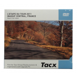 DVD Tacx Virtual Reality T1956.57 L´Etape du Tour 2011-Francia