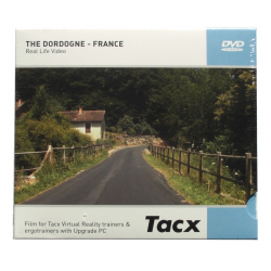 DVD Tacx Virtual Reality T1956.55 The Dordogne - Francia
