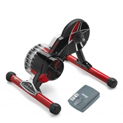 Rullo magnetico Elite Turbo Muin Smart B+ rullo magnetico, nero