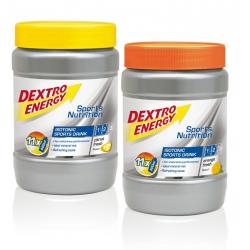 Bevanda isotonica Sport Dextro Energy barattolo 440g limone fresco