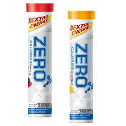 Zero calorie Dextro Energy 20x4g pastiglie efferverscenti, arancio