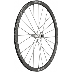 "RA DT Swiss R 32 Spline Disc Brake28"" Alu, nero, CenterLock, 100/15mm TA"