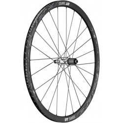 "RP DT Swiss R 32 Spline Disc Brake28"" Alu, nero, CenterLock, 142/12mm TA"
