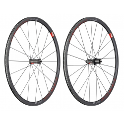 "RP DT Swiss RC 28 Spline C 28"" Mon Chasseral Carbon, nero, 130/5mm QR"