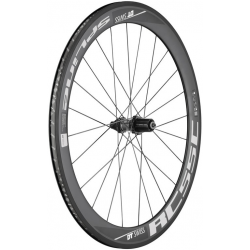 "Ruota posteriore DT Swiss RC 55 C Spline 28"" Carbonio, nero, 130/5mm QR"