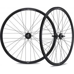 """Set ruote Miche X-Press 28"""" Alluminio, per Single SingleSpeed, copertoncino"""