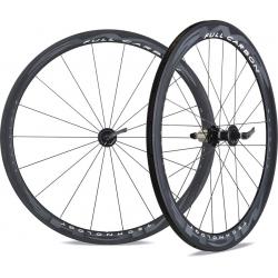 MICHE SWR Set di ruote Full Carbon carbonio/grigio Shimano 9-11V per tubolare