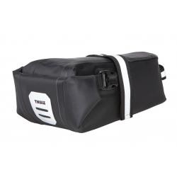 Borsa sella Thule Pack 'n Pedal Shield larga, nera