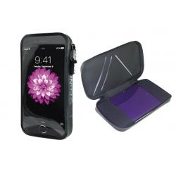 Astuccio Smartphone T-One Shell nero