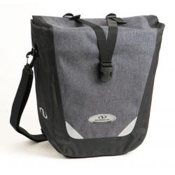 City-Bag Ramsey Urban Serie Tweed-grig,35x36x15cm, ca. 1200g 0232UB