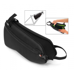 Borsa telaio Additive Bag V3 T. L nero, 46x23,5 cm, 9 litri ca. 480g