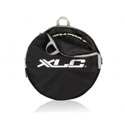 XLC borsa ruote Traveller BA-S71 nero/antracite Ø ca 80cm