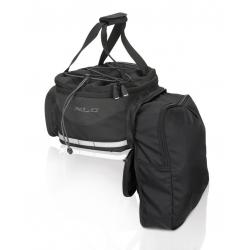 XLC borsa per portapacchicarrymore BA-S64 nero/antracite per sistema XLC