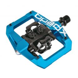 "Pedali Xpedo GFX blu, 9/16"", XGF04AC"
