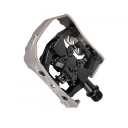 "Pedali Xpedo Clipless XCF13AC nero/argento, 9/16"", XCF13AC"