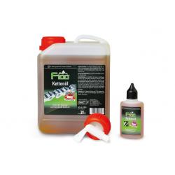 Olio per catene F100 tanica 2 litri con beccuccio+ bottiglietta 50ml