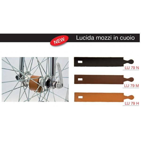 Lucida Mozzo in Cuoio, nero/marrone/miele