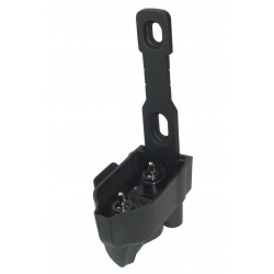 Supporto batteria SHIMANO corto per Ultegra Di2 SMBMRR1S, per cavo carica int&ext.