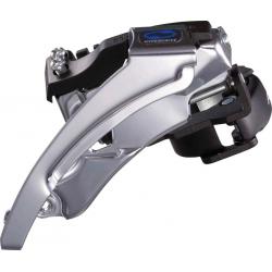 Deragliatore Shimano Altus Top-Swing FD-M 310, DualPull, 31,8mm, 66-69° 7/8V