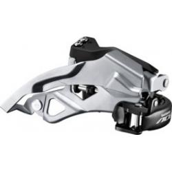 Deragliatore Shimano Acera Top-Swing FD-T 3000, DualPull, 31,8mm, 63-66°, 9V