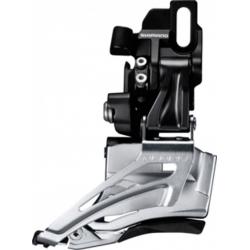 Deragliatore Shimano Deore Down Swing FD-M618D6, Dual Pull, 66-69° nero direct